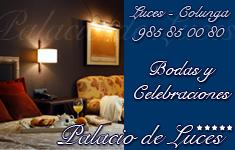 Hotel Palacio de Luces en Colunga